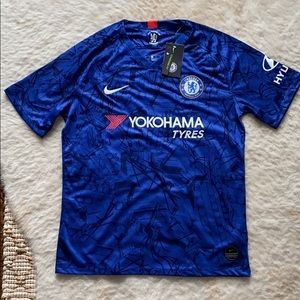 Chelsea FC Pulisic #22 Home Jersey